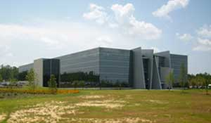 AFLAC Customer Support Building - geotechnical site investigation, CMT, special inspection services