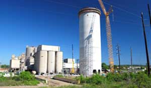 LeHigh Cement Expansion