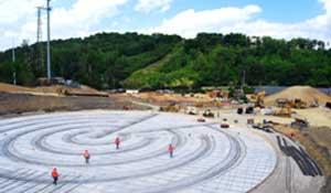 Municipal Shades Mountain Filter Plant