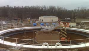 Siloam Springs Waste Water Treatment Plant