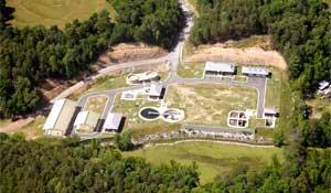 Warrior Wastewater Treatment Plant