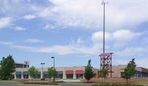 University Plaza-Waterwood Plaza