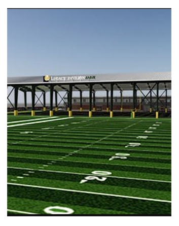 Building & Earth - UAB Football Complex Project | Consulting Engineers